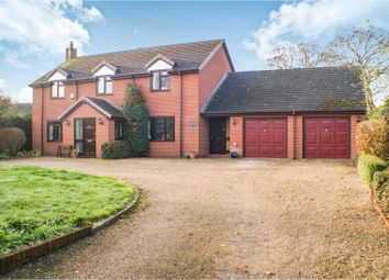 Thumbnail 5 bed detached house for sale in Tilley Village, Wem