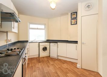 Thumbnail 3 bed flat for sale in Bevan Street East, Lowestoft