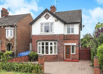Thumbnail 3 bed detached house for sale in Oundle Road, Woodston, Peterborough