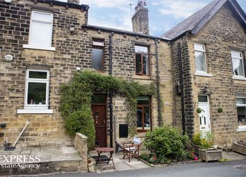 Thumbnail 3 bed terraced house for sale in Brook Terrace, Slaithwaite, Huddersfield, West Yorkshire
