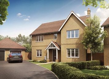 "Thumbnail 4 bed property for sale in ""The Caldwick"" at Bartestree, Hereford"