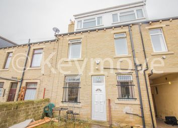 Thumbnail 4 bedroom end terrace house for sale in Hill Side Terrace, Killinghall, Bradford