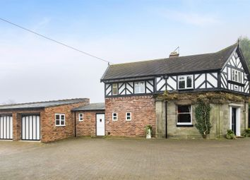 Thumbnail 4 bed property for sale in Park Road, Butterton, Newcastle, Staffordshire