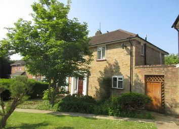 Thumbnail 3 bed semi-detached house for sale in Broad View, Fryent Way, London