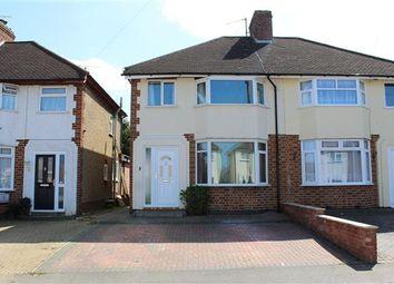 Thumbnail 3 bedroom semi-detached house for sale in Gloucester Road, Wolverton, Milton Keynes