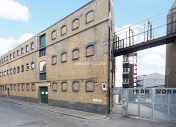 Thumbnail 2 bedroom flat for sale in Dace Road, London