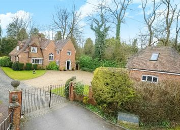 Thumbnail 4 bed detached house for sale in Wellhouse Road, Beech, Alton, Hampshire