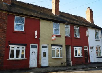 Thumbnail 3 bedroom terraced house for sale in The Green, Darlaston, Wednesbury
