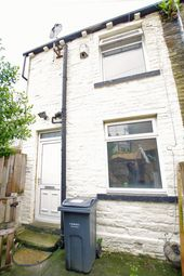 Thumbnail 1 bed end terrace house to rent in Fagley Road, Bradford