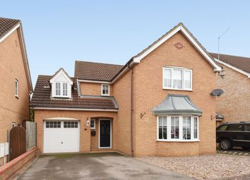 Thumbnail 4 bed detached house for sale in Larkin Gardens, Higham Ferrers
