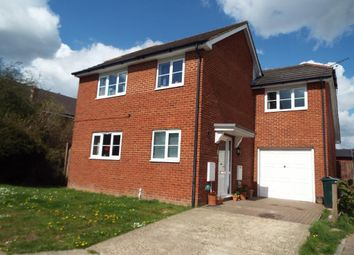 Thumbnail 3 bed detached house for sale in Bushy Royds, Willesborough, Ashford