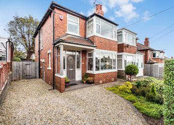 Thumbnail 3 bed semi-detached house for sale in St Martins Avenue, Chapel Allerton, Leeds