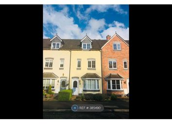 Thumbnail 3 bed terraced house to rent in Taylor Drive, Nantwich