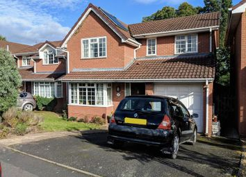 Thumbnail 4 bed detached house for sale in Beechfields Way, Newport