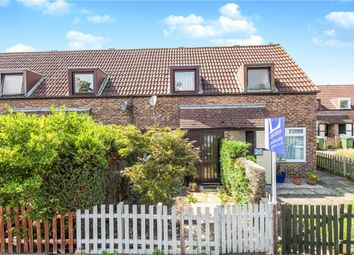 Thumbnail 1 bed terraced house for sale in Glebelands, West Molesey, Surrey
