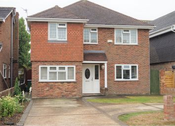 Thumbnail 4 bed detached house for sale in St. Nicholas Road, New Romney