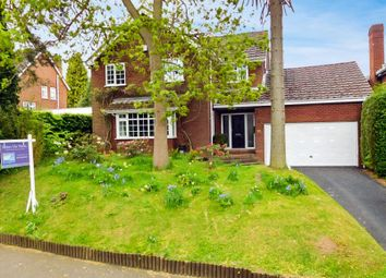 4 bed detached house for sale in St Johns Road, Rowley Park, Stafford ST17