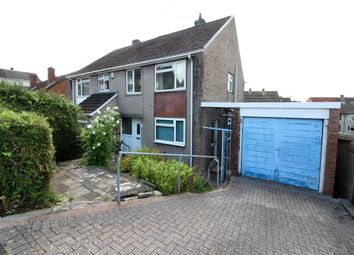 Thumbnail 3 bed property for sale in Hollybush Avenue, Newport