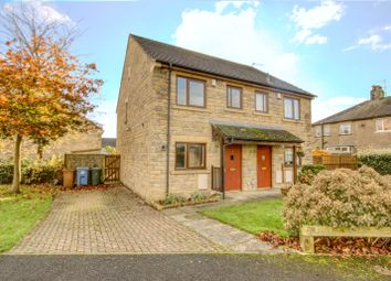 Thumbnail 2 bed semi-detached house for sale in Niffany Gardens, Skipton