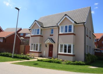 Thumbnail 3 bed detached house for sale in Harold Close, Ottery St. Mary