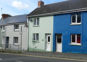 Thumbnail 2 bed terraced house for sale in Prendergast, Haverfordwest, Pembrokeshire