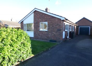 Thumbnail 2 bed detached bungalow for sale in Bligh Close, Framingham Earl