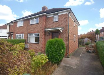 Thumbnail 3 bed semi-detached house for sale in Kingsway, Holmer, Hereford