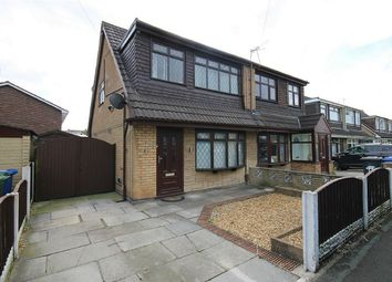 Thumbnail 3 bed semi-detached house for sale in Worcester Close, Great Sankey, Warrington