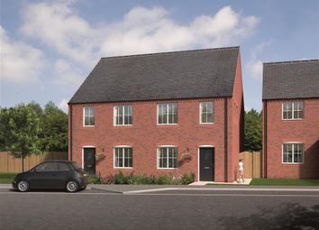 Thumbnail 3 bedroom semi-detached house for sale in Redlands Park, Brandon Road, Swaffham