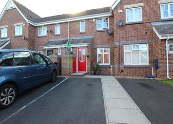 Thumbnail 2 bedroom terraced house for sale in Wearhead Drive, Sunderland