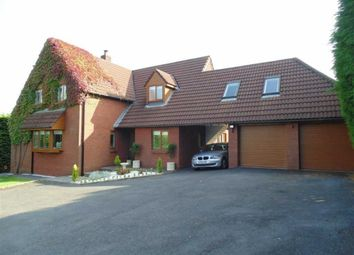 Thumbnail 5 bed detached house for sale in Tudor Court, Llanedi, Pontarddulais, Swansea