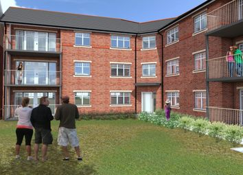 Thumbnail 2 bed flat for sale in Whittingham Place Whittingham Lane, Broughton, Preston