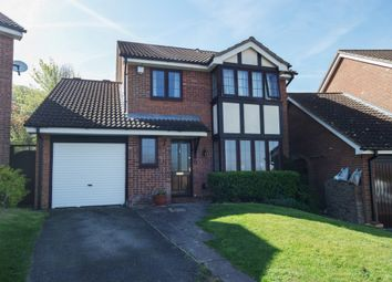 Thumbnail 5 bed detached house for sale in Foxglove Bank, Royston