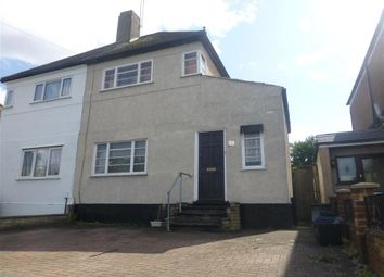Thumbnail 2 bed semi-detached house for sale in Chigwell Road, Woodford Green, Essex