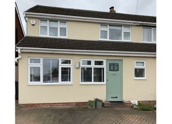4 bed semi-detached house for sale in Heath Close, Stonnall, Walsall WS9