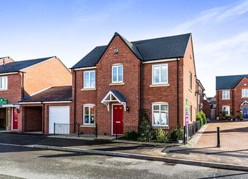 Thumbnail 4 bed semi-detached house for sale in Luton Road, Church Gresley, Swadlincote