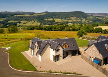 Thumbnail 4 bed detached house for sale in The Aultmore, Pitilie View, Aberfeldy
