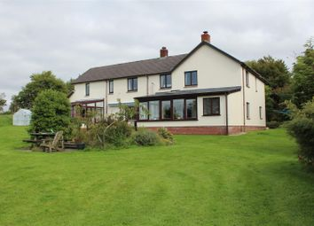 Thumbnail 4 bedroom detached house for sale in West Buckland, Barnstaple