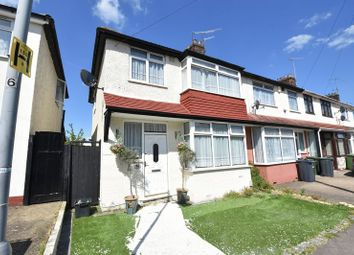 3 bed end terrace house for sale in Connaught Road, Luton LU4