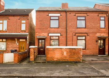 Thumbnail 2 bed semi-detached house for sale in Portland Road, Ilkeston