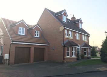 Thumbnail 5 bed detached house for sale in Holford Moss, Sandymoor, Cheshire