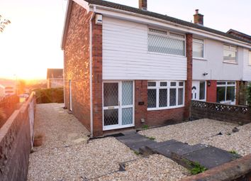 Thumbnail 2 bed semi-detached house to rent in Hollett Road, Treboeth, Swansea