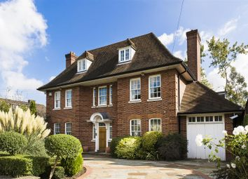 Thumbnail 6 bed detached house to rent in Holne Chase, Hampstead Garden Suburb