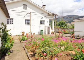 Thumbnail 4 bed detached bungalow for sale in Lousã E Vilarinho, Lousã, Coimbra, Central Portugal
