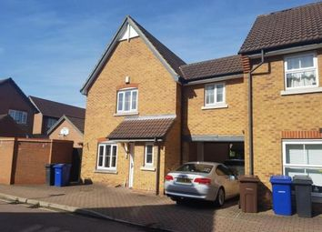 Thumbnail 3 bed link-detached house for sale in Chafford Hundred, Grays, Essex