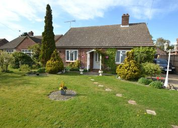 Thumbnail 4 bed detached bungalow for sale in School Road, Langham, Colchester, Essex
