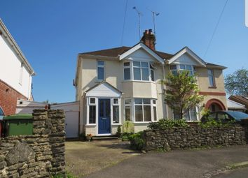 Thumbnail 3 bed semi-detached house for sale in Browning Close, Off Kipling Road, Eastleigh