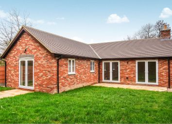 Thumbnail 4 bed detached bungalow for sale in High Street, Souldrop
