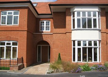 Thumbnail 4 bed flat to rent in Northdene Court, Egham Hill, Egham