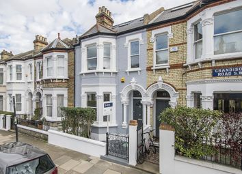 Thumbnail 5 bedroom terraced house to rent in Grandison Road, London
